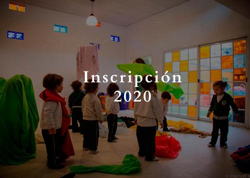 INSCRIPCIONES2020